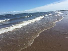 Seaside chalet, Cap-Pele (Port Elgin yakınında)