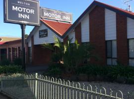 Melton Motor Inn and Apartments, Melton