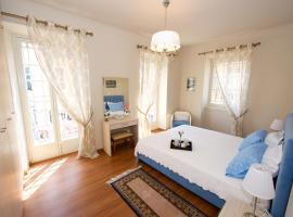 Porta Spilea Deluxe Apartment