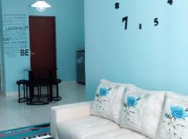 cempaka mas apartmen, Джакарта (рядом с городом Sumurbatu)