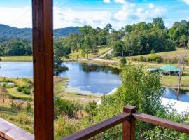 Hare Krishna Retreat, Eungella (Crystal Creek yakınında)