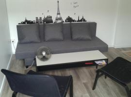 Appartement F2 aux portes de Paris