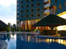 Nega Bonger Hotel, Аддис-Абеба (рядом с городом K'at'ila)