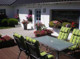 Ferienhaus Nadine, Bad Brambach (Skalná yakınında)