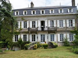 """Château de Barry"", Auradou (рядом с городом Laroque-Timbaut)"