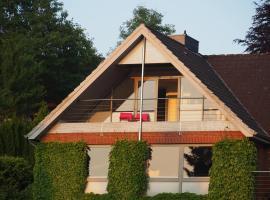 Ferienwohnung Haus am Barg, Heikendorf (Schönkirchen yakınında)