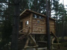 """""""Öökull"""" Treehouse, Soela (Sõru yakınında)"""