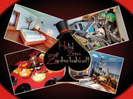 Hotel zum Zauberkabinett, Bad Heilbrunn