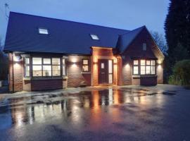 HIDDEN GEM Luxury house in Leicester, Лестер (рядом с городом Hungerton)