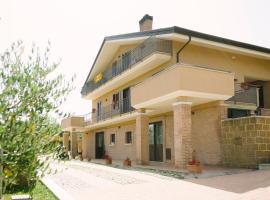 Villa Amalia, Avellino (Forino yakınında)