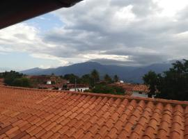 casa de huespedes guane barichara, Guane (Zapatoca yakınında)