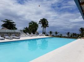Hotel El Quemaito, Santa Cruz de Barahona (Arroyo Seco yakınında)