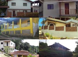 Casas do Adriano, Conceição da Ibitipoca (Andrelândia yakınında)