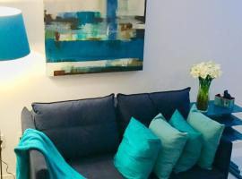 Cozy Blue House