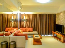 3BR City View Kemang Village Apartment by Travelio