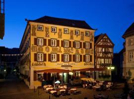 Hotel Karpfen, Eberbach