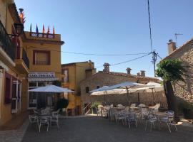 Hostal Restaurant Casa Comaulis