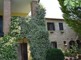 B&B Chez Vivì, Arqua Petrarca (Monselice yakınında)