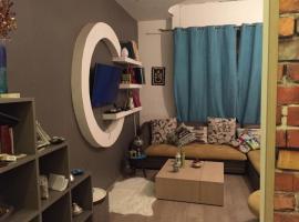 appartement el mouradia, Alger (Montfroid yakınında)