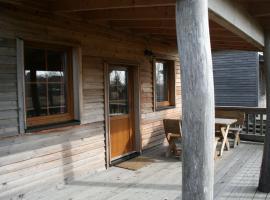 Rustikales Horse Lake Ranch Haus 2, Neuendorf