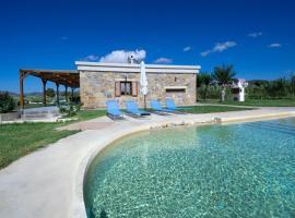 Iridanos Villa, Киссамос (рядом с городом Korfalónas)