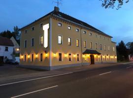 Amara.Festsaal.Gasthaus.Pension, Mohorn (Hetzdorf yakınında)