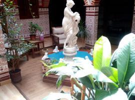 Hotel Esmeralda, Осуна (рядом с городом Наварредонда)