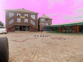 BG Hotel, Ogere (Near Shagamu)