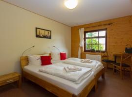 Hotel & Restaurant Wilder Eber, Eberswalde-Finow (Eberswalde yakınında)