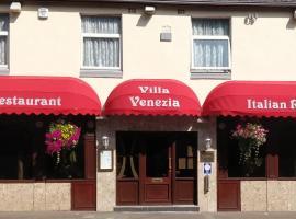 Villa Venezia, Бёкенхэд (рядом с городом Rock Ferry)