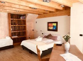 B&B Balançon Mountain Lodge, Torgnon