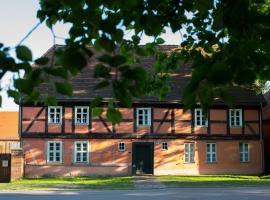 Lehnschulzenhof Viesen, Rogäsen (Gräben yakınında)