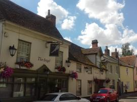 The Angel With Rooms, Sudbury