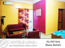 Hotel Ileayor (Résidence Abdou Diouf 1)