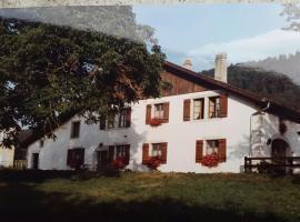 La Grange, Vilars (Dombresson yakınında)