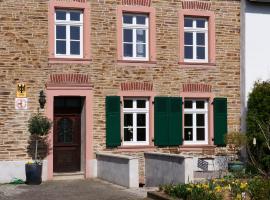 Altes Lörscher Winzerhaus, Mehring (Riol yakınında)
