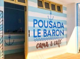Pousada Le Baron Cama & Café, Camocim (Granja yakınında)