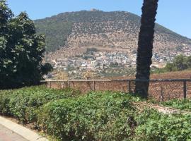 Tavorinio, Kefar Tavor (рядом с городом Umm el Ghanam)