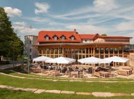 Hotel Brunnenhaus Schloss Landau, Bad Arolsen