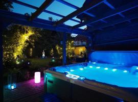 Thailand Lounge Whirlpool Sauna SPA, Geesthacht (Marschacht yakınında)