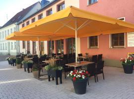 Hotel Stadt Magdeburg, Perleberg (Schilde yakınında)