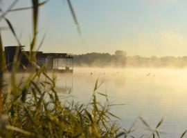 Resort Mark Brandenburg & Fontane Therme, Neuruppin (Gnewikow yakınında)