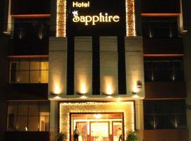 Hotel Sapphire, Bathinda (рядом с городом Katar Singhwāla)