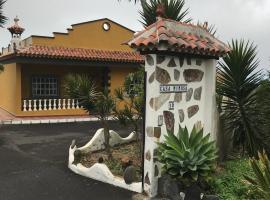 Casa Mimosa, Tanque (Los Llanos yakınında)