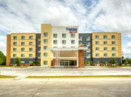 Fairfield Inn & Suites by Marriott Austin San Marcos