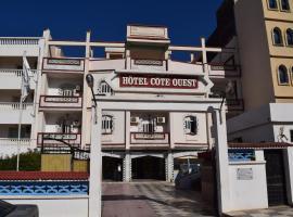 hotel cote ouest, Mostaganem (Les Sablettes yakınında)