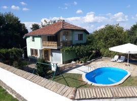 Guest House Baba Hota, Khotnitsa (Samovodene yakınında)