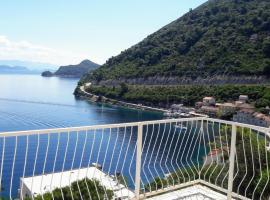 Sea view apartment for two,Sobra