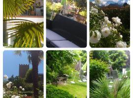 AU PIED DU CANIGOU- Gîte 4 étoiles dans belle villa avec jardin, Vernet-les-Bains (рядом с городом Corneilla-de-Conflent)