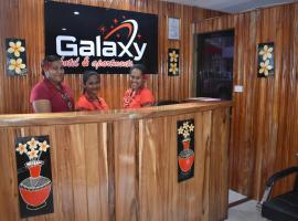 Galaxy Hotel & Apartments, Labasa